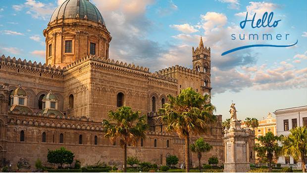 Kouzelné Palermo
