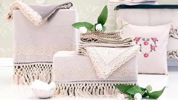 Provensálské textilie