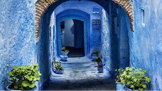 Marocká báseň