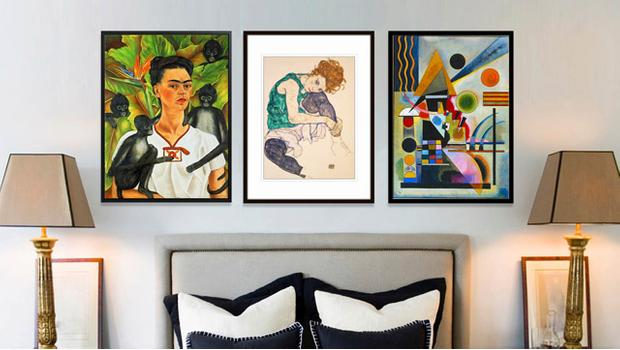 Domácí galerie