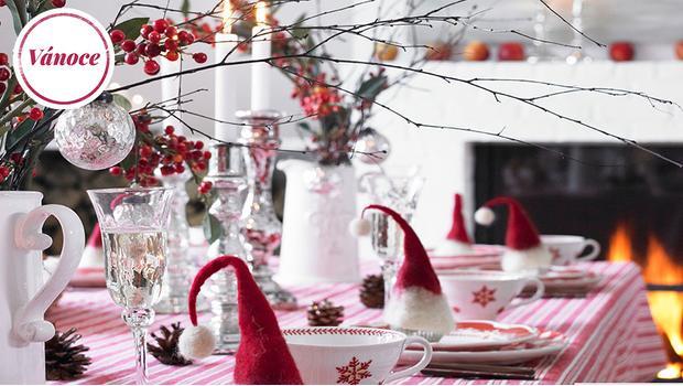 Vánoční jídelna