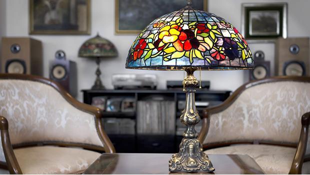 Lampy ve stylu Tiffany