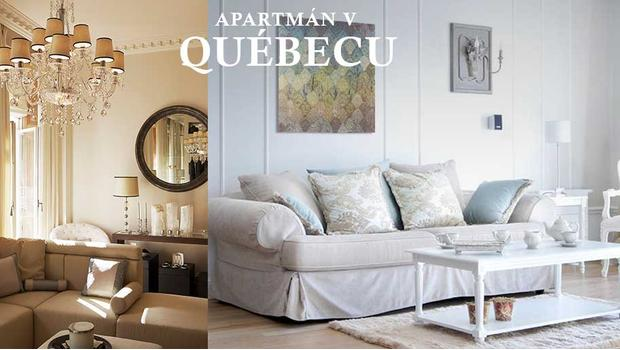 Apartmán v Québecu