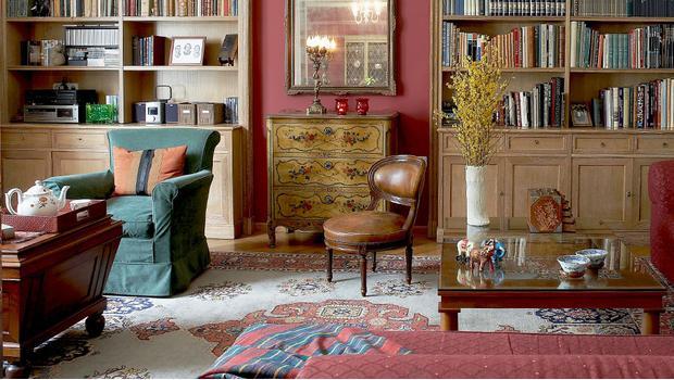 Apartmá na Baker Street