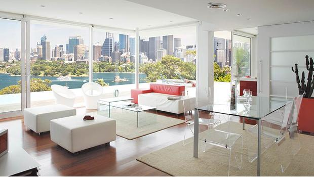 Apartmá v Sydney