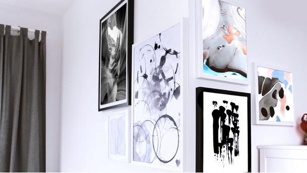 4 tipy na domácí galerii