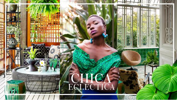 Styl: Chica Eclectica