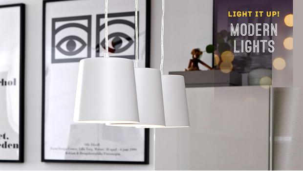 Moderní osvětlení