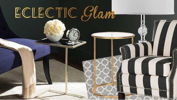 Eklektický glamour