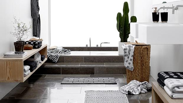 Koupelna jako v Kodani