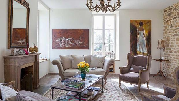 Apartmá v Paříži
