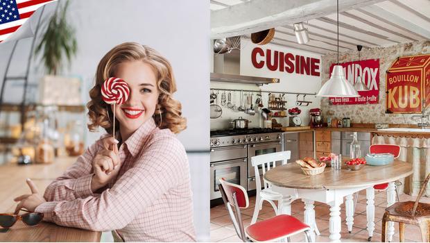 Americká kuchyně ★ PIN-UP!