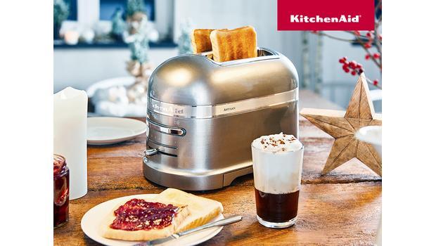 Snídaně se značkou KitchenAid
