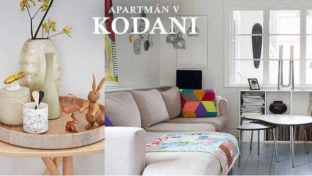 Apartmán v Kodani