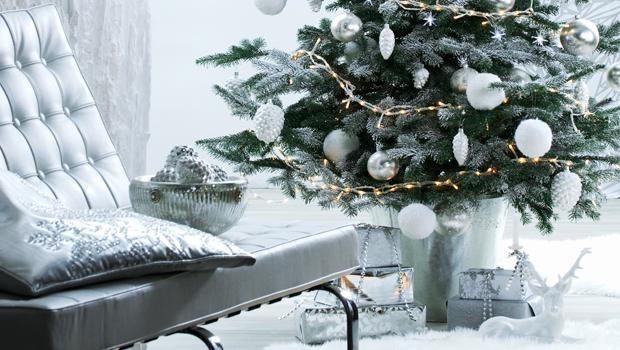 Stříbrné Vánoce
