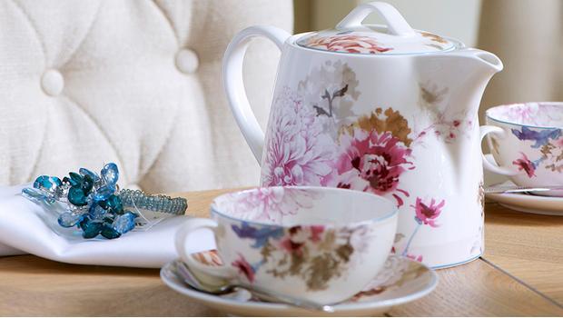 English tea corner