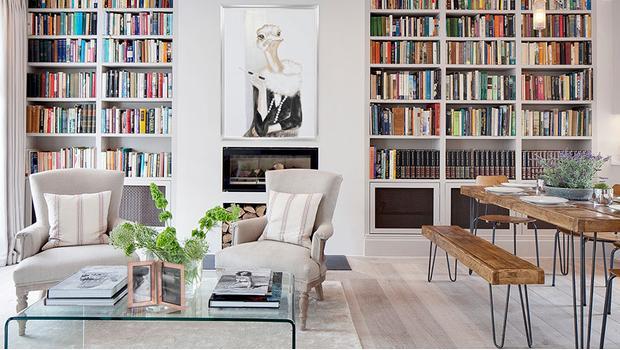 Obývací pokoj s novou tváří