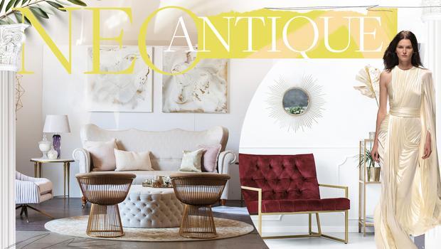 Nový trend: Neo Antique