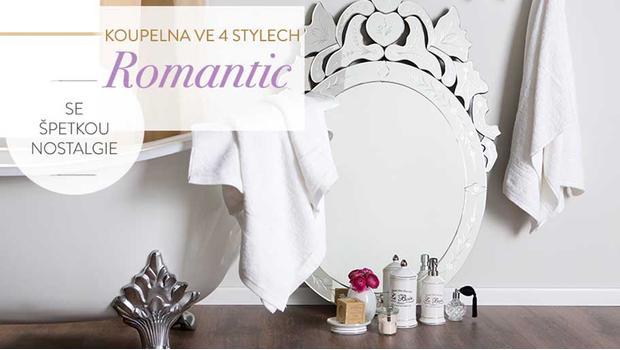 Koupelna Romantic