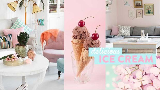 Milujeme zmrzlinu