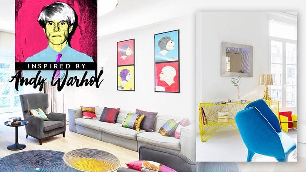 Andy Warhol - mistr barev