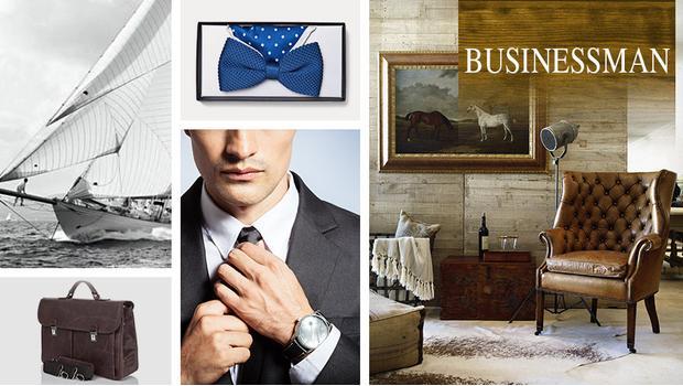 Ve světě businessmana
