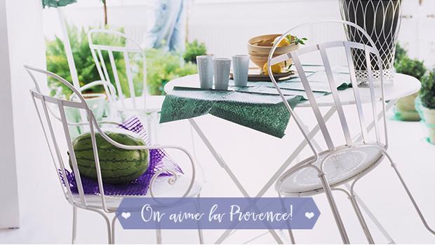 Romantická veranda