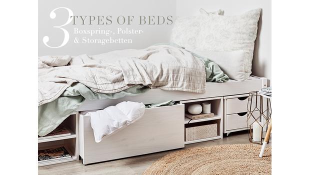 Welcher Betten-Typ sind Sie?