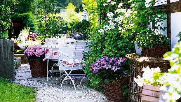 gartenromantik in cornwall ein sommeridyll mit charme startseite design bilder. Black Bedroom Furniture Sets. Home Design Ideas