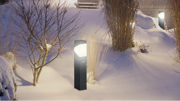Lichtdesign für draußen