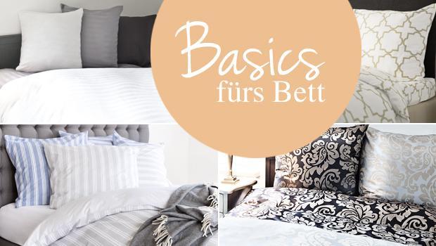 Basic-Töne fürs Schlafzimmer