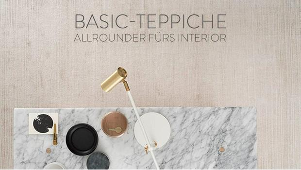 Wohn-Essential: Teppich