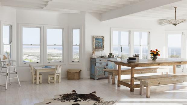 Entspannter Strandhaus-Style