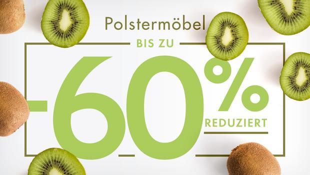 Polstermöbel im Sale Mit END-OF-SEASON-Discounts bis -60% | Westwing