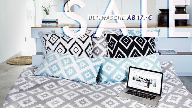 Mid-Season-Sale: Bettwäsche