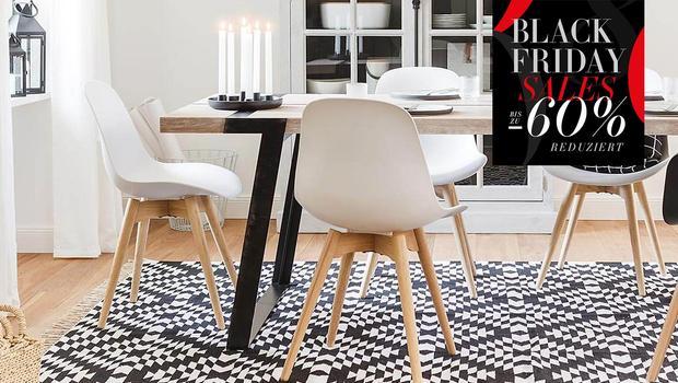 Moderne Stühle Diese Preise mit bis zu -60% sitzen! | Westwing