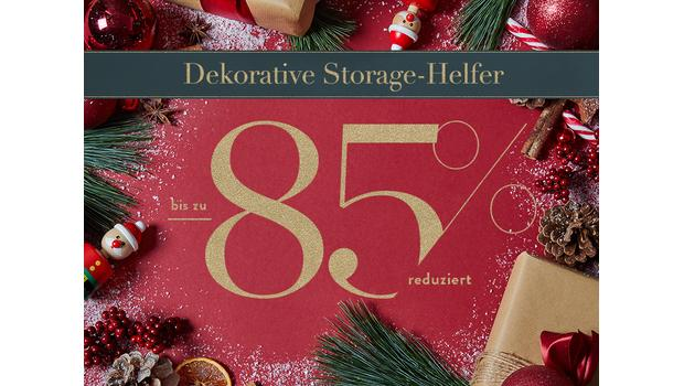 Dekorative Storage-Helfer