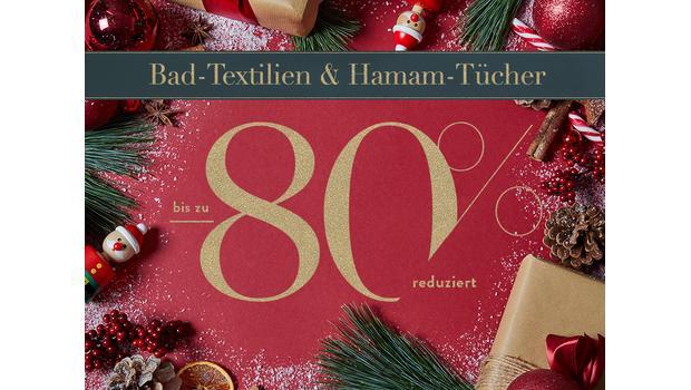 Bad-Textilien & Hamam-Tücher