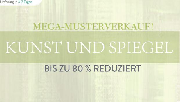 Spiegel- & Bilder-Verkauf