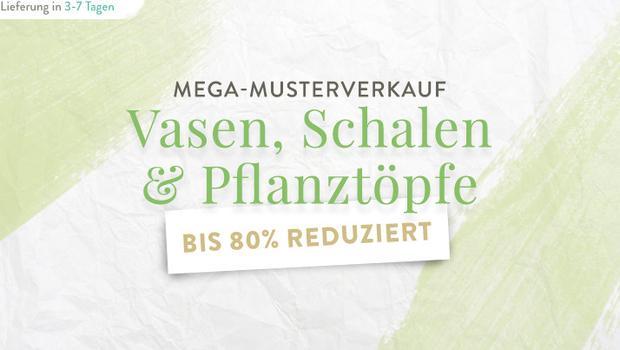 Sale: Schale, Vase & Co.