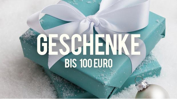 Geschenke bis 100 Euro
