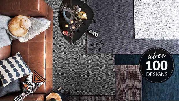 Teppiche für jeden Raum