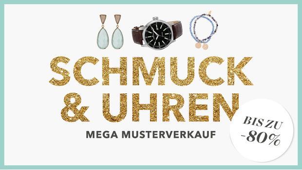 Schmuck & Uhren-Sale