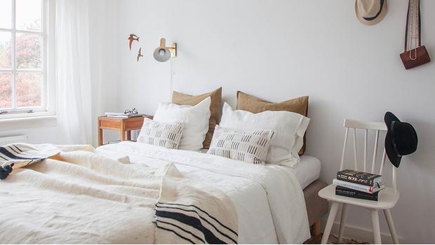 Sanftes Schlafzimmer