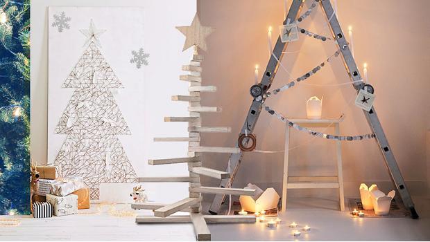 Weihnachtsbaum alternativen die sch nsten nadelfreien ideen westwing - Christbaum alternative ...