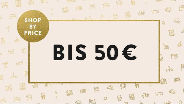 Schnäppchen bis 50 Euro