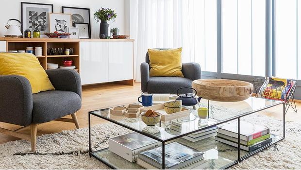 Casual-Chic fürs Wohnzimmer