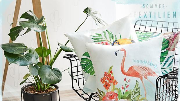 Sommer-Textilien