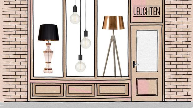 Der Leuchten-Shop