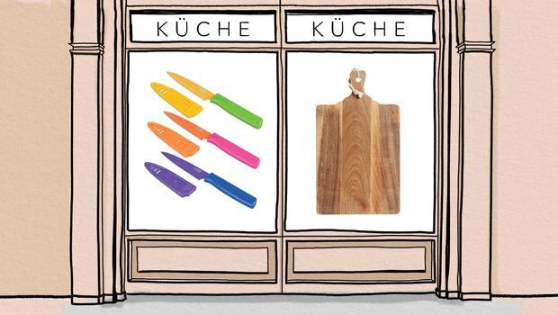 Der Küchen-Shop